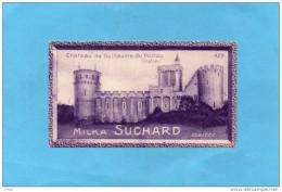 """Chromos-Chocolat   MILKA""""SUCHARD"""" -chateau De Guillaume Du Poitou-indre- -N°429 - Suchard"""