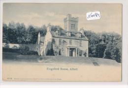 CPA  ( Précurseur) - Royaume Uni - Ecosse - Alford - Kingsford House - Ecosse