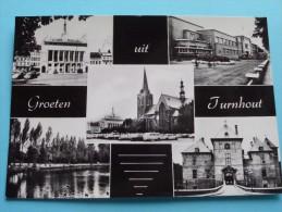 Groeten Uit TURNHOUT - Anno 1967 ( Zie Foto´s Voor Details ) !! - Turnhout