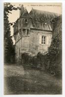 Château De Jayac Par Sorges Cachet Pharmacie Du Docteur Périgueux Au Verso - France