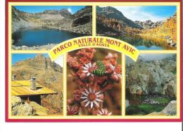 CHAMPDEPRAZ (AOSTA) - PARCO NATURALE MONT AVIC - Aosta