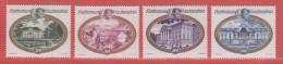 1977 ** (sans Charn., MNH, Postfrish)  Mi  680/3  Yv  621/4  ZUM  618/21 - Unused Stamps