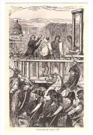 Exécution De Louis XVI ; Guillotine ; Révolution Française; Ed De Varennes En Argonne, TB - Familles Royales