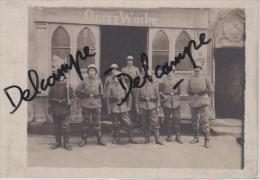 55 MEUSE MARVILLE  CARTE PHOTO ALLEMANDE MILITARIA 1914 1918 - Frankreich