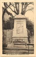 - Herault - Ref A369 -  Valros - Le Monument Aux Morts - Fontaine -  Carte Bon Etat - - France