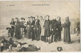 Malaga Fusilamiento De Torrijos Cuadro De A. Gisbert Execution Fot Lacoste Madrid - Malaga