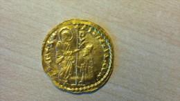 ITALY - VENICE - ZECCHINO - 1676-1684 - GOLD / GOUD / OR / ORO - 3,49 GM - Italy