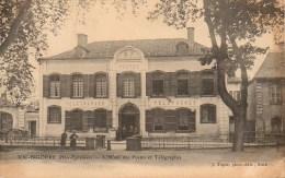 65 VIC-BIGORRE  L'Hôtel Des Postes  Et Télégraphes - Vic Sur Bigorre