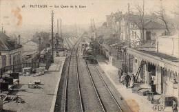 92 PUTEAUX  Les Quais De La Gare - Puteaux