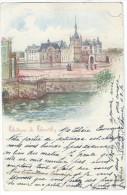Château De Chantilly / Lyon /1901   CPDIV214 - Chantilly