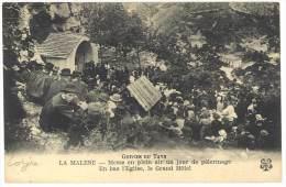 Lozère - La Malène - Messe En Plein Air Aux Pieds De La Vierge - France