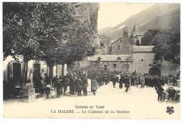 Lozère - La Malène - Le Château De La M. - France