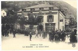 Lozère - La Malène - Le Grand Hôtel ( Brun Monginoux ) - France