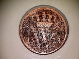 Nederland 1 Cent 1823 - 1815-1840 : Willem I