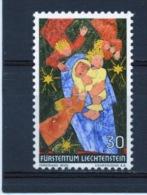 LIECHTENSTEIN:  NOEL 1972  - N° Yvert 516** - Liechtenstein