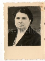 Photo Ancien / Foto / Old Photo / Woman / Femme / Lady / Small Photo / 1950s - Anonieme Personen