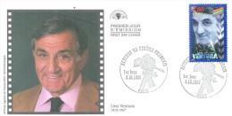 Paris 03 10 1998  Lino Ventura - 1990-1999