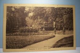TONNEINS   --- Jardin  Public - Tonneins