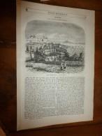 1847 MP Pouzzoles (Naples); Les Anciens JEUX ( TREU, LOUP,CHASTELET,GRILLE,lCROSSE,lTRUYE,BOULECRICKET); L'île Bouchard - 1800 - 1849