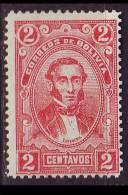 BOLIVIEN BOLIVIA [1897] MiNr 0046 ( */mh ) - Bolivië