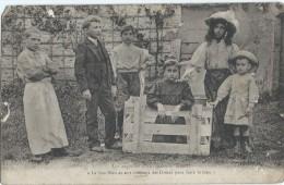 """Les Angoisses D'un Condamné à Mort/""""Le Bon Dieu Se Sert Toujours Des Dames Pour Faire Le Bien"""" / 1910    CPDIV221 - Humour"""