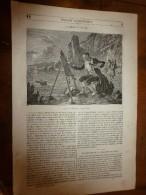 1847 MP Freeman, Peintre De Marine; Pauvres En Egypte Et Habitation Et Meubles Des Fellahs ;Orfévrerie Depuis Le XIIe S - 1800 - 1849