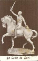 Le Genie Du Droit  Neuve/unused - Sculpturen