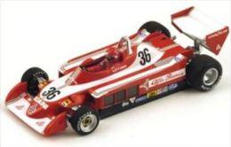 Alfa-Romeo 177 - Vittorio Brambilla - Italian GP 1979 #36 - Spark - Spark