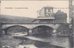 Trois Ponts    Le Pont De La Salm         Grand Bazar Des Ardennes         Nr 6252 - Trois-Ponts
