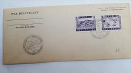 AUTRICHE:FDC Enveloppe Cachet 11/3/48 - FDC