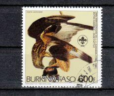 Burkina Faso YT PA 289 Obl : Buse - 1985 - Burkina Faso (1984-...)