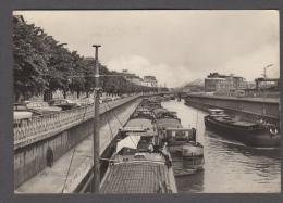 1961 CHARLEROI LE CANAL FG V SEE 2 SCANS ANIMEE - Charleroi