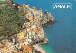 CPSM   Italie Amalfi Panorama  TA 1570 - Italien