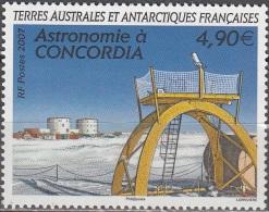 TAAF 2007 Yvert 458 Neuf ** Cote (2015) 20.00 Euro Base Astronome De Concordia - Terres Australes Et Antarctiques Françaises (TAAF)