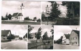 D5861    LAMERDINGEN :  Multiview - Buchloe