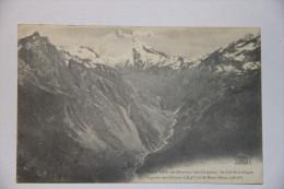 Haute Vallée Des Glaciers, Les Chapieux, Col De La Seigne, L'Aiguille Des Glaciers Et Le Mont-Blanc (Vallée De CHAMONIX) - Chamonix-Mont-Blanc