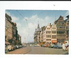 CPM  Antwerpen Suikerrui Anvers Canal Au Sucre Neuve TBE Autombiles - Antwerpen