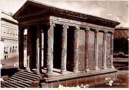 Roma       H478       Tempio Della Fortuna Virili - Roma (Rome)