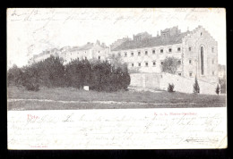 Pola K.u.K. Marine-Strafhaus / Scholer / Year 1900 / Old Postcard Circulated - Croatia