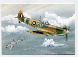 AIRPLANE - AK 254806 Supermarine Spitfire MK V - 1939-1945: 2. Weltkrieg