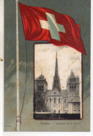 GENEVE  CATHEDRALR SAINT PIRRE - GE Genève