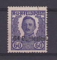 1918 - OCC. STRANIERE TERRITORI ITALIANI - Occ. Austriaca (FRIULI-VENETO) - Usato - Cat. Sassone N.30 (175) - 8. Besetzung 1. WK
