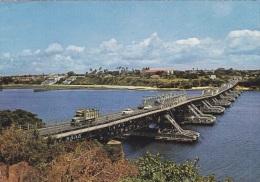 NYALI FLOATING BRIDGE - KENYA   - F/G Colore  (51012) - Kenya