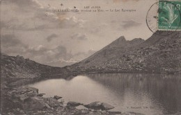 Queyras, En Montant Au Viso Le Lac Egourgéou - France