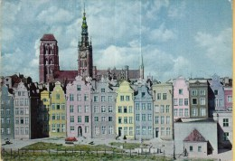 Polen/Polska/Pologne – Gdansk/Danzig - Kleur/color - Ongebruikt/mint - Zie Scan - Polen
