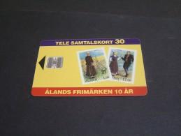 ALAND Phonecards; - Aland