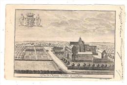 ( PERS4 - 18-19 - ) Vue Du Château D'Ochain En Condroz - Clavier