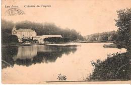 ( PERS4 - 49-50 - ) Les Avins - Château De Houyoux - Clavier