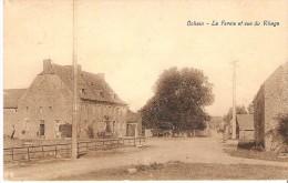 ( PERS4 - 22-23 - ) Ochain-Clavier - La Ferme Et Vue Du Village - Clavier