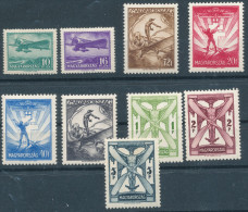 1933. Airplane (II.) - L :) - Unused Stamps